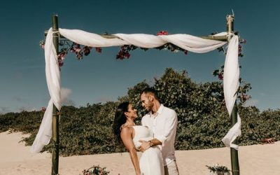 Comment décorer le coin photo de votre mariage ?