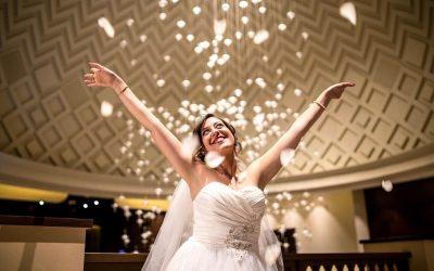 Un mariage parfait dans un hôtel face à la mer dans le Var